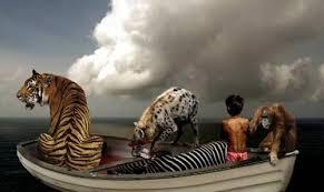 pi animals boat